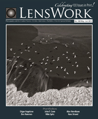 LensWork magazine feature