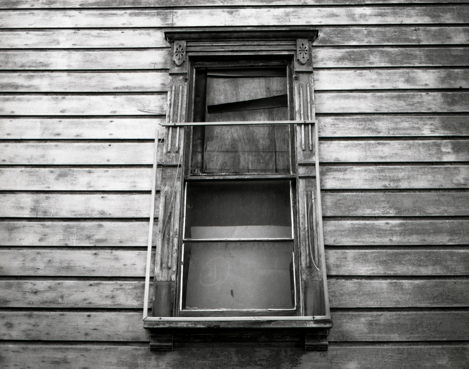 Gray Window