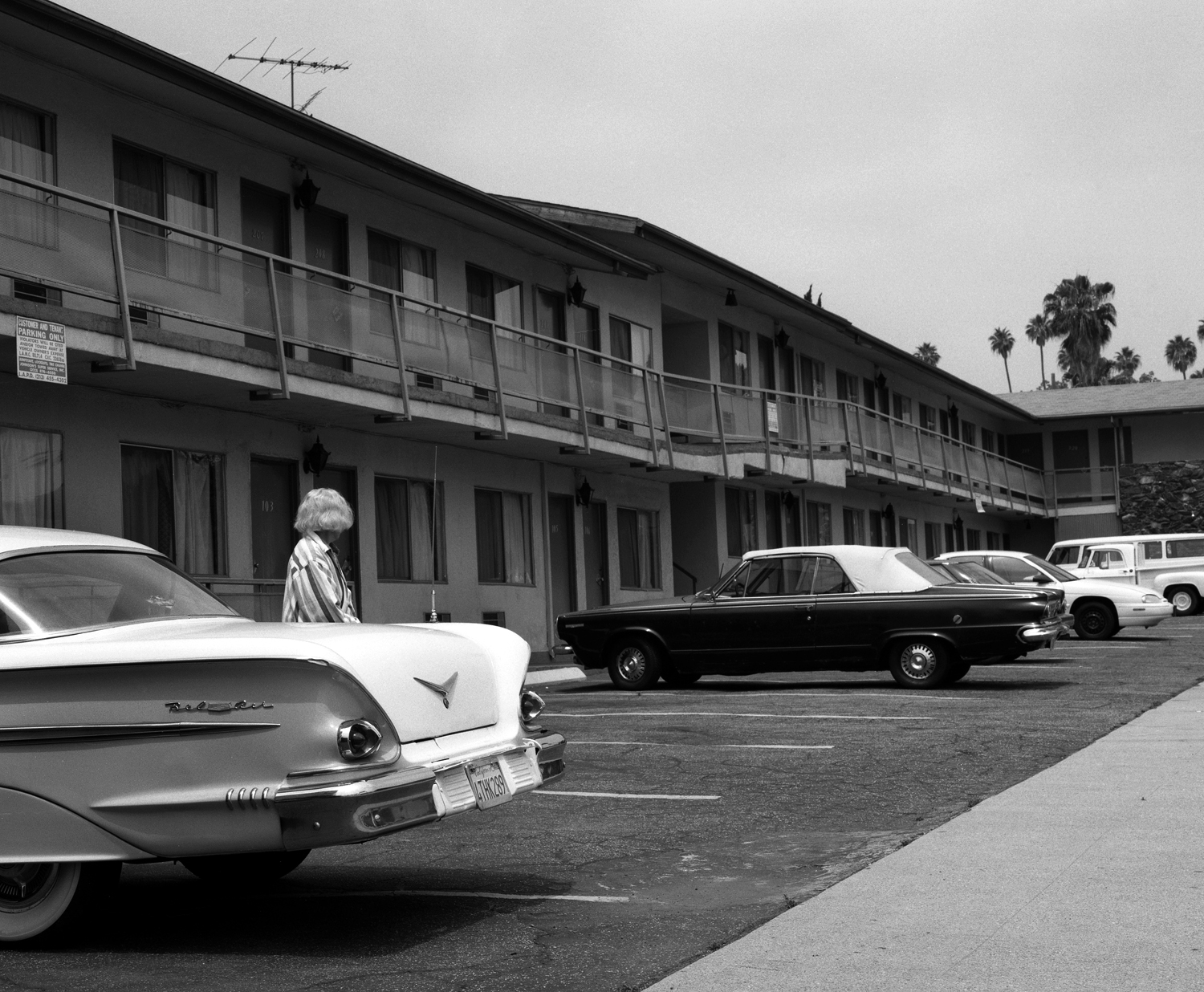 Bel Air Car Motel