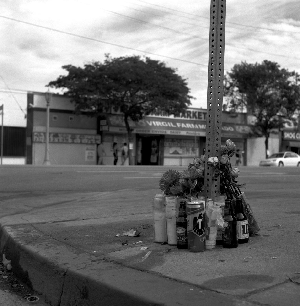 Street Corner Memorial