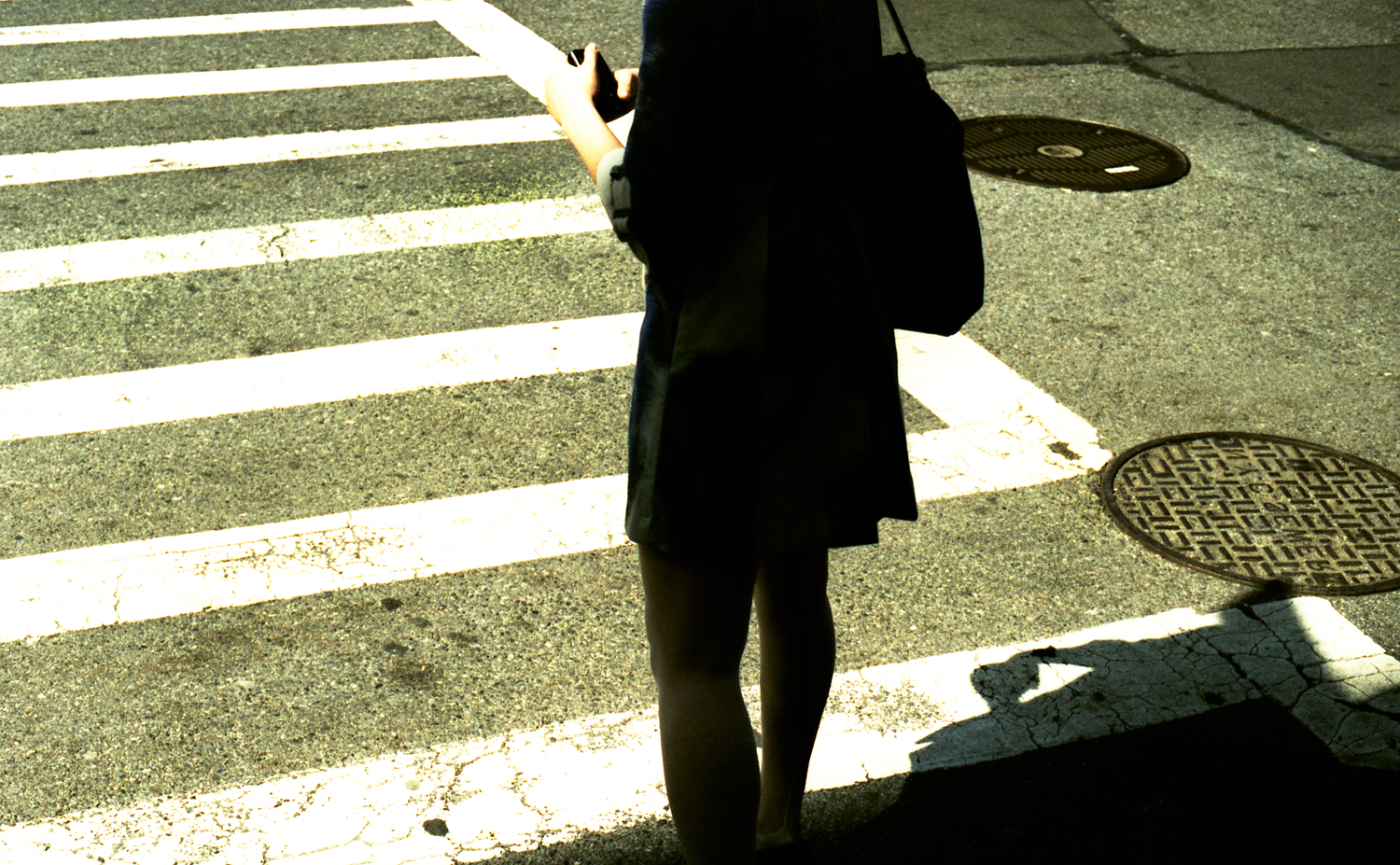 Crosswalk Gal